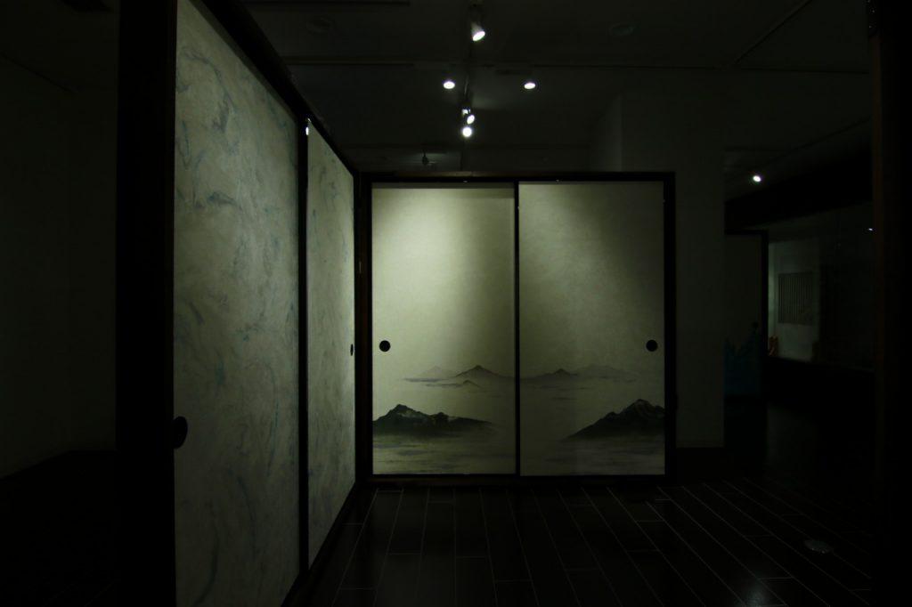 大ふすま展@紙の文化博物館